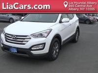 This Hyundai Santa Fe Sport is Hyundai Certified!