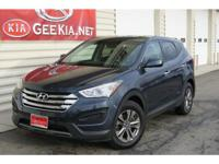All Wheel Drive Santa Fe Sport in excellent condition.