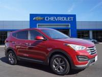 Options:  2016 Hyundai Santa Fe Sport 2.4|Miles: