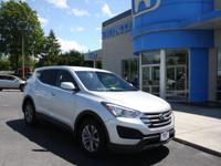 2016 Hyundai Santa Fe Sport, 6-Speed Automatic with