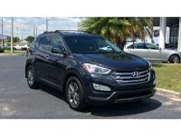 Certified Pre Owned 2016 Hyundai Santa Fe Sport with