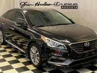 Check out this gently-used 2016 Hyundai Sonata Limited