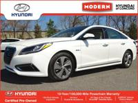 THIS SONATA HYBRID IS CERTIFIED! CARFAX ONE OWNER!