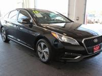 Options:  2016 Hyundai Sonata Hybrid