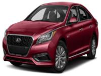 Options:  2016 Hyundai Sonata Hybrid Se|This 2016