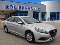 Options:  2016 Hyundai Sonata Hybrid Se|Miles:
