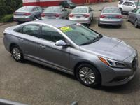 Sonata Hybrid SE and Pewter Gray Metallic. Drinks less
