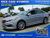 2016 Hyundai Sonata Limited 2.0T  in Shale Gray
