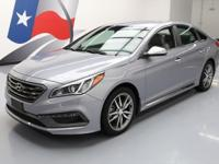 2016 Hyundai Sonata with 2.0L Turbocharged I4