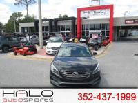 2016 HYUNDAI SONATA LIMITED - LOADED WITH TURBO