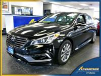 This low mileage, fully loaded Hyundai Sonata Limited
