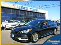 This Hyundai Sonata Limited Ultimate has all of the