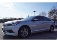 CARFAX One-Owner. Clean CARFAX. Symphony Silver 2016