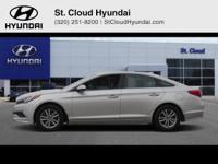 St Cloud Hyundai is excited to offer this 2016 Hyundai