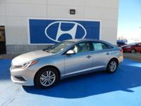 We are excited to offer this 2016 Hyundai Sonata. Only