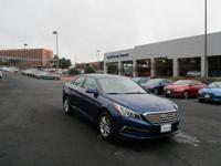 Safe and reliable, this Used 2016 Hyundai Sonata 2.4L