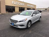 Introducing the 2016 Hyundai Sonata! Simply a great