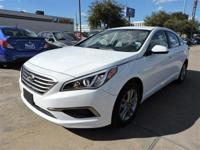 We are excited to offer this 2016 Hyundai Sonata. This