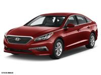 Options:  2016 Hyundai Sonata Se|Se 4Dr Sedan