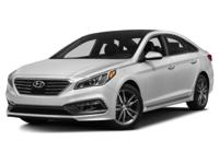 Hyundai Certified, 4D Sedan, 2.4L 4-Cylinder DGI DOHC,