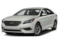 THIS SONATA IS CERTIFIED! CARFAX ONE OWNER! BACKUP