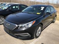 We are excited to offer this 2016 Hyundai Sonata. Your