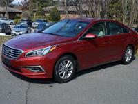 Sonata SE. Malloy Hyundai means business! Best color!