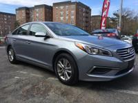 Look at this 2016 Hyundai Sonata 2.4L SE. Its Automatic