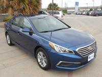This gas-saving Sonata will get you where you need to