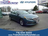 *** ONE OWNER|CLEAN CARFAX*** 2016 HYUNDAI Sonata SE,