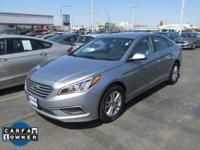 Options:  2016 Hyundai Sonata Se|Miles: 37437Color: