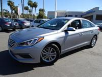 Options:  2016 Hyundai Sonata|Gray|What Are You Waiting