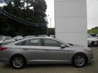 Options:  2016 Hyundai Sonata Se|Gray|2.4L 4