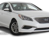 **ONE OWNER CLEAN CARFAX ** Sonata SE. Who could say no