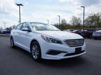 New Arrival! This 2016 Hyundai Sonata SE will sell fast
