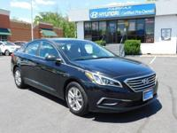 2016 Hyundai Sonata SE In Phantom Black * BLUETOOTH * *
