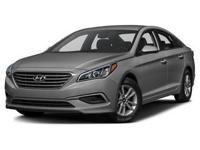 Hyundai Certified, Cloth, ABS brakes, Electronic