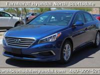 This used 2016 Hyundai Sonata in SCOTTSDALE, ARIZONA is
