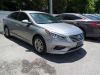 Options:  2016 Hyundai Sonata Se|Gray|Hyundai