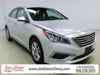 Drive home this 2016 Hyundai Sonata SE in Symphony