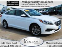 Hyundai Certified. Don't wait another minute! In a