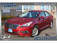 This 2016 Hyundia Sonata is Certified.  10 Year 100,000