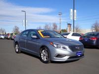 Introducing the 2016 Hyundai Sonata! Feature-packed and