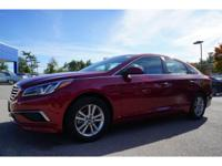Options:  2016 Hyundai Sonata Se|Bluetooth For Phone