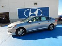 We are excited to offer this 2016 Hyundai Sonata.