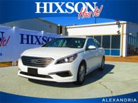 Check out this gently-used 2016 Hyundai Sonata we
