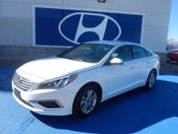 We are excited to offer this 2016 Hyundai Sonata. When