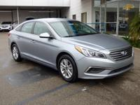 Options:  2016 Hyundai Sonata 4Dr Sdn 2.4L Se Used|Gray
