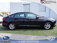 CARFAX 1-Owner, Hyundai Certified, ONLY 3,691 Miles!