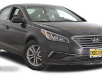 **ONE OWNER CLEAN CARFAX ** . Sonata SE. You'll NEVER